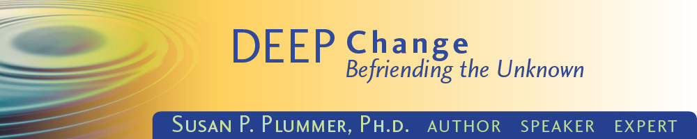 Understanding Depression and Deep Change | Dr. Susan Plummer.